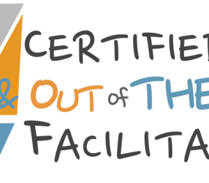 Certified In & Out of the Box Facilitator Logo